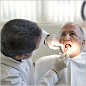 tandlægebehandling - paradentose