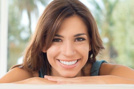 Flot og naturligt smil