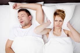 Symptomer på søvnapnø